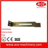Изготовление металлического листа OEM SPCC покрытия черного порошка
