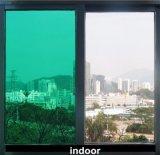 De in het groot Zelfklevende Beschermende Film van het Glas van de Bouw