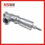 50.8mm Klep van de Versie van de Veiligheid van het Roestvrij staal AISI304 de Sanitaire Pneumatische