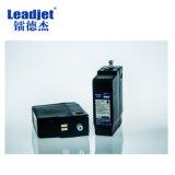 Impresora blanca de la tarjeta de visita del número de teléfono del nombre de la insignia de la tinta de Leadjet V380p