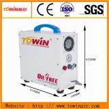 Mini beweglicher leiser Oilless Luftverdichter mit kleinem (TW7501/4C)
