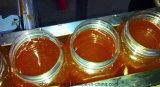 선형 캡핑 기계를 채우는 자동적인 다중 헤드 꿀 크림 기름 풀