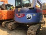 Excavador usado de KOMATSU del excavador de la correa eslabonada de KOMATSU PC78us mini