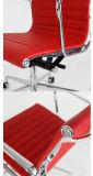 Housse en cuir d'aluminium Hotel Office Eames chaise (PE-B02)