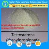 99% rohes Steroid-Puder-Testosteron Phenylpropionate für Bodybuilding CAS 1255-49-8