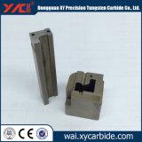 Piezas del carburo de tungsteno de la calidad de la ISO