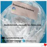 Стероид мышцы здания пудрит цикл вырезывания 472-61-1 Drostanolone Enanthate Masteron Enanthate