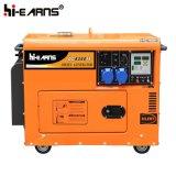 Partida Automática do gerador diesel de 3 kw (DG3500SE+ATS)