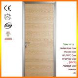 Profilé en aluminium porte en bois fabriqués en Chine porte