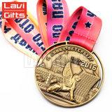 De goedkope Vrijmetselaars- Medaille van het Metaal van de Douane met het Lint van de Zijde