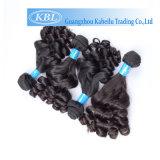 Человеческие волосы Fumi высокого качества бразильские