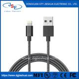 iPhoneのためのUSB Syncingおよび充満ケーブルデータナイロン編みこみのコードの充電器への電光ケーブル7/7 Plus/6/6 Plus/6s/6s