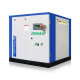 15HP 150 Psi Parado eléctrico accionado por correia do compressor de ar de parafuso rotativo