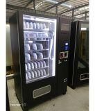 Frágil máquina de venda automática de bebidas em lata engarrafada a entrega do Elevador