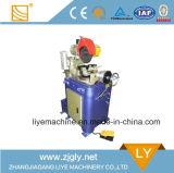 Segatrice circolare della barra automatica pneumatica blu registrabile capa di Yj-315q