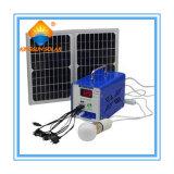 Sistema de energia solar da fora-Grade da alta qualidade 300W para a HOME