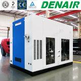45-250 Compressor Met geringe geluidssterkte van de Lucht van de Schroef van de Directe Koppeling Oilless van kW de Industriële Olievrije Roterende