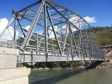 Estructura de acero de la buena calidad para el puente