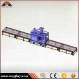 Mayflayの鋼板表面の自動前処理ラインショットブラスト機械