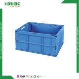 Faltbarer stapelbarer logistischer beweglicher Plastikgemüsevorratsbehälter