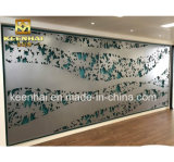 Indoor Decorative Stainless Steel barrier Parititon