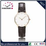 Qualitäts-Nylon-Uhren, Legierungs-Kasten-Material, Quarz-Uhr, Form-Armbanduhr (DC-162)