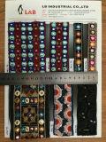Модный самый лучший шнурок вышивки надувательства для декоративной