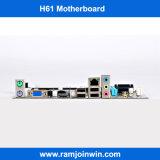 Дешевые системные платы H61/LGA 1155 высокую производительность с I3, I5, I7 CPU поддержка содержит 23