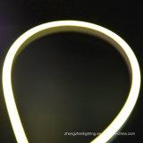 Мини-неоновой лампы 2V светодиодный двухсторонний теплый белый свет 8*16мм
