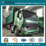 La Chine camion HOWO Sinotruk camion à benne basculante 8X4