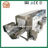 Piccole lavatrice del cassetto della cassa dell'alimento e macchina di plastica della rondella del cestino di giro d'affari degli spuntini