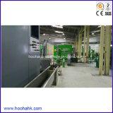 Material plástico máquina de extrusão de fios transformados / EQUIPAMENTO
