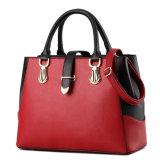Borsa di cuoio personalizzata dell'unità di elaborazione del sacchetto di Tote della signora Clutch Sling di modo