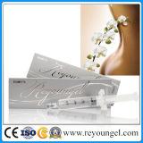 La lèvre d'acide Hyaluronica Reyoungel obturateurs (Derm 1ml, 2 ml)