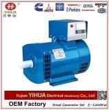 Alternador trifásico de cobre del cepillo del generador de potencia de la CA de la STC del St del 100% solo (2-50kW)