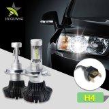 極度の明るいHb3 Hb4 9004 9013 9005 9006の卸売LEDのヘッドライトの球根