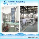 Impianto di imbottigliamento alcalino dell'acqua minerale