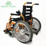 Greenpedel 2018 24V 250W faltbarer behinderter elektrischer Steuerknüppel-Rollstuhl