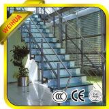 セリウム/ISO9001/CCCが付いているカーテン・ウォールのためのガラス工場生産の薄板にされたガラス