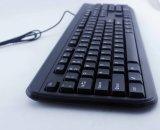 Usb-Standardtastatur ABS materielle Tastatur für Computer