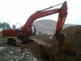 Utilisé machinerie de construction Hitachi ZX230 pour la vente d'Excavateur hydraulique