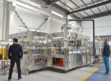 Machine de remplissage de bouteilles potable d'énergie complètement automatique