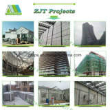 Structure en béton de ciment EPS Sandwich matériel panneau mural pour projet préfabriqués