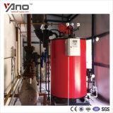 洗濯機械のためのセリウムによって証明されるYanoの品質のボイラー50-200kg/Hr重油の(ディーゼル)蒸気ボイラ