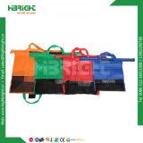 4 простых многоразовые нейлоновые магазинов передвижной тележке мешок