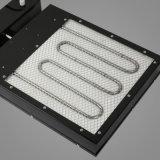 4 Цвет 1 станции шелк экран печати принтер Flash осушителя с температуры на дисплее