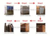 Compartimiento ambiental de la prueba del polvo de la arena del probador del polvo