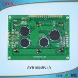 Stn LCD 16x4 caractères de contrôle d'affichage avec CULD780D1