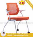 PU/Leather 회의 의자 나무로 되는 팔 회의 홀 의자 (HX-CM058C)