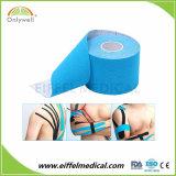 Sin látex músculo Deportes cinta engomada y Strapping 5cm x 5m de cinta Kinesiología